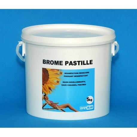 Brome pastille 5kg drive roguet piscine for Piscine brome